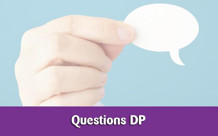 Questions réponses DP
