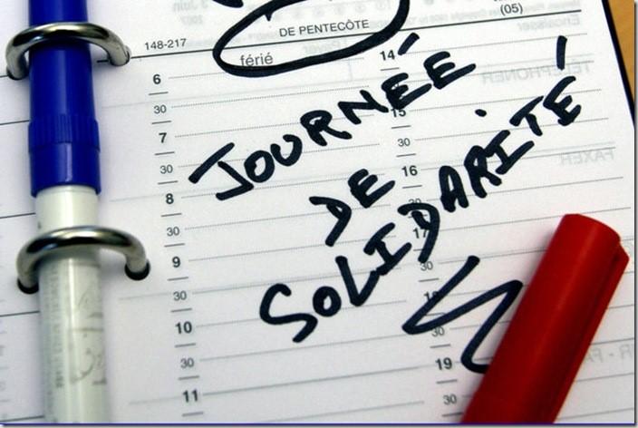 journée solidarité