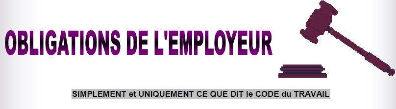 Obligations De L Employeur Snap Pole Emploi